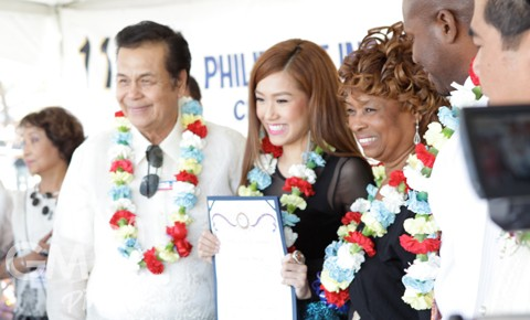 Philippine Independence Day Celebration in Carson City, California