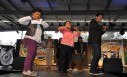 Kim Idol and Daniel Matsunaga doing the Shembot!&amp;nbsp;