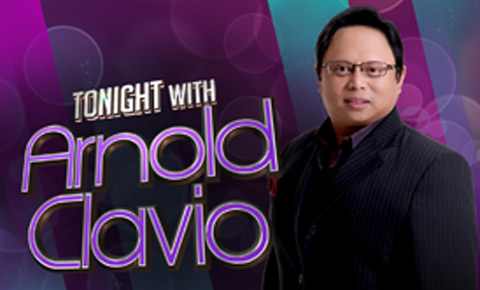 Tonight with Arnold Clavio