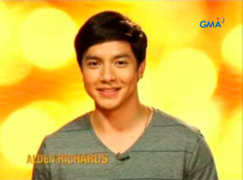 Alden Richards wants you to be part of GMA Artist Center!
