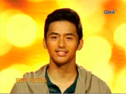 Enzo Pineda wants you to be part of GMA Artist Center!
