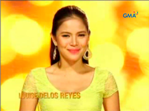 Louise delos Reyes wants you to be part of GMA Artist Center!