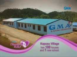 GMA Kapuso Foundation, Inc. Audio-Visual Presentation