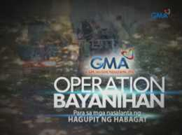 Kapuso Foundation's Operation Bayanihan