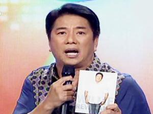 Album ni Willie Revillame, malapit nang i-release under GMA Records