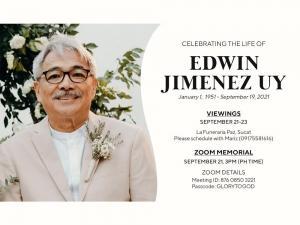 Edwin Jimenez Uy