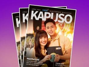 April 2021 Kapuso Magazine