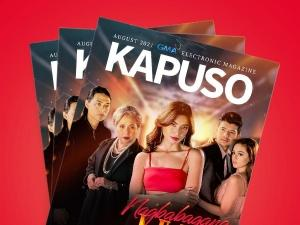 August 2021 Kapuso Magazine