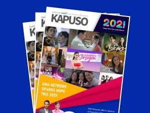 January 2021 Kapuso Magazine