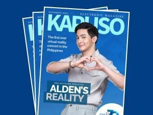 November 2020 Kapuso Magazine