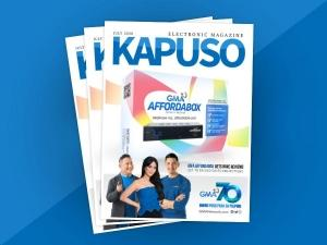 July 2020 Kapuso Magazine