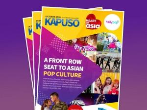 October 2020 Kapuso Magazine
