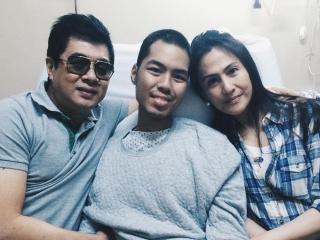 No Filipino Rule: Gary Valenciano's daughter, Kiana, barred from