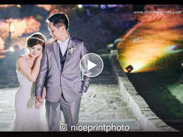 WATCH: Camille Prats and VJ Yambao cry, laugh, and dance in wedding ...