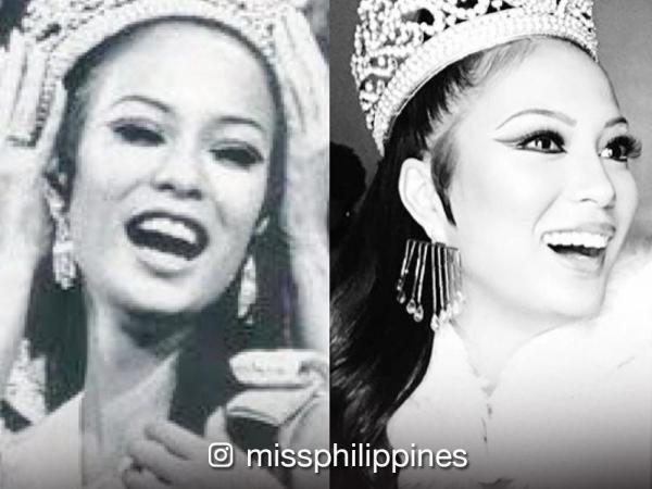LOOK: Isabelle Daza as mom Miss Universe 1969 Gloria Diaz