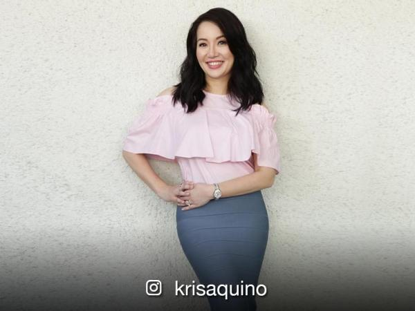 look kris aquino gives a glimpse of her new office kristv corp