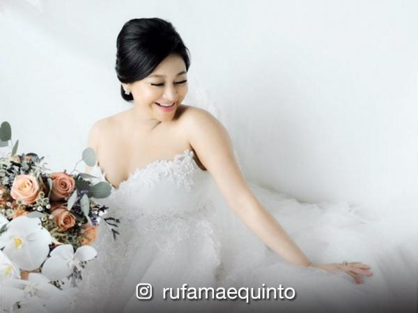 145f313415b12 Meet the designers who made preggy Rufa Mae Quinto look sexy in her wedding  gown