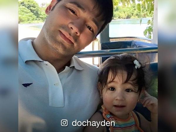 Look Scarlet Snow Belo Looks Like Hayden Kho In His Baby Photo