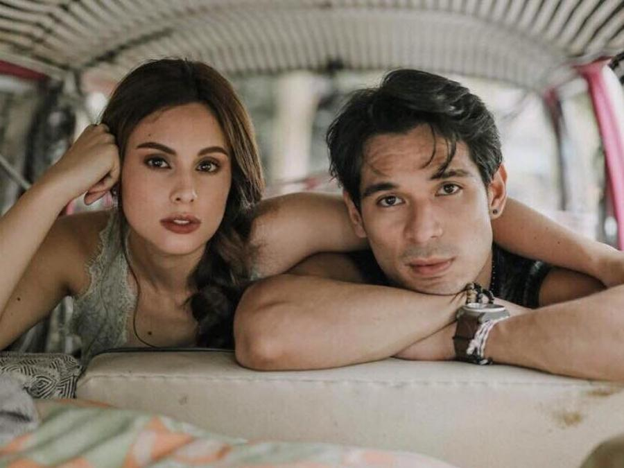 LOOK: Max Collins and Pancho Magno's road trip-themed ...