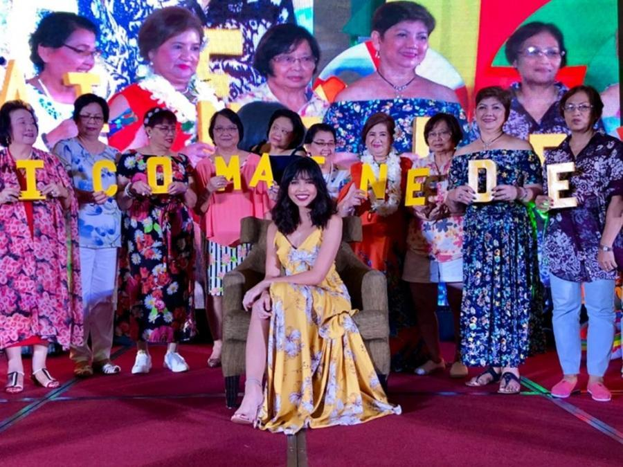 It Is A Month Long Celebration For Maine Mendoza As She Took Part In Her Fourth And Fifth Birthday Parties 23rd Yesterday March 20