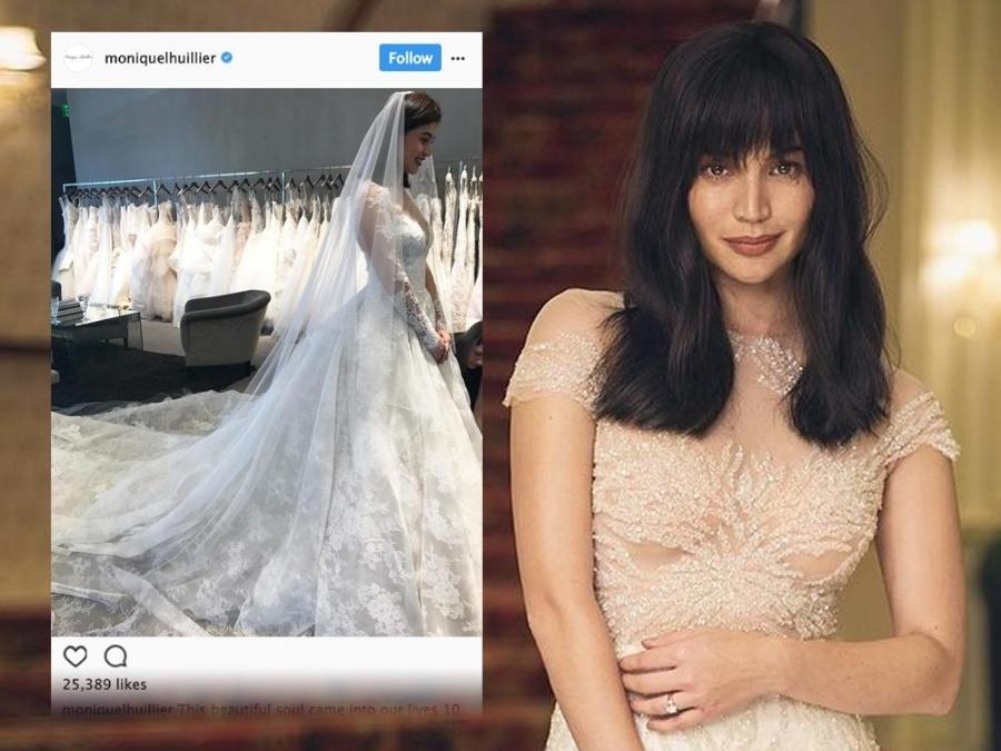 Monique Lhuillier talks about the making of Anne Curtis\' wedding ...