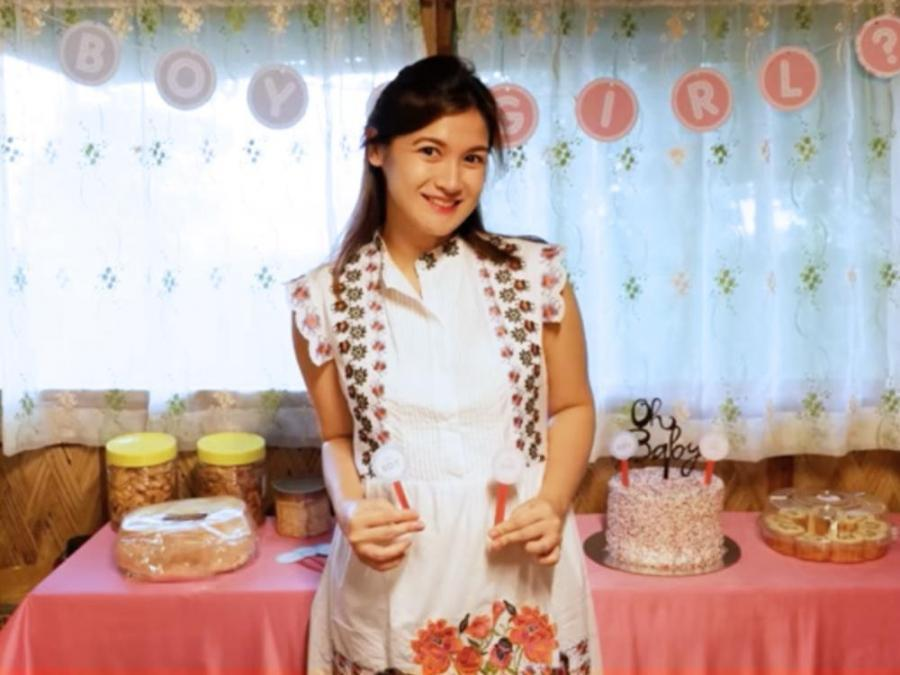 WATCH: Camille Prats holds gender reveal party | Celebrity Life ...
