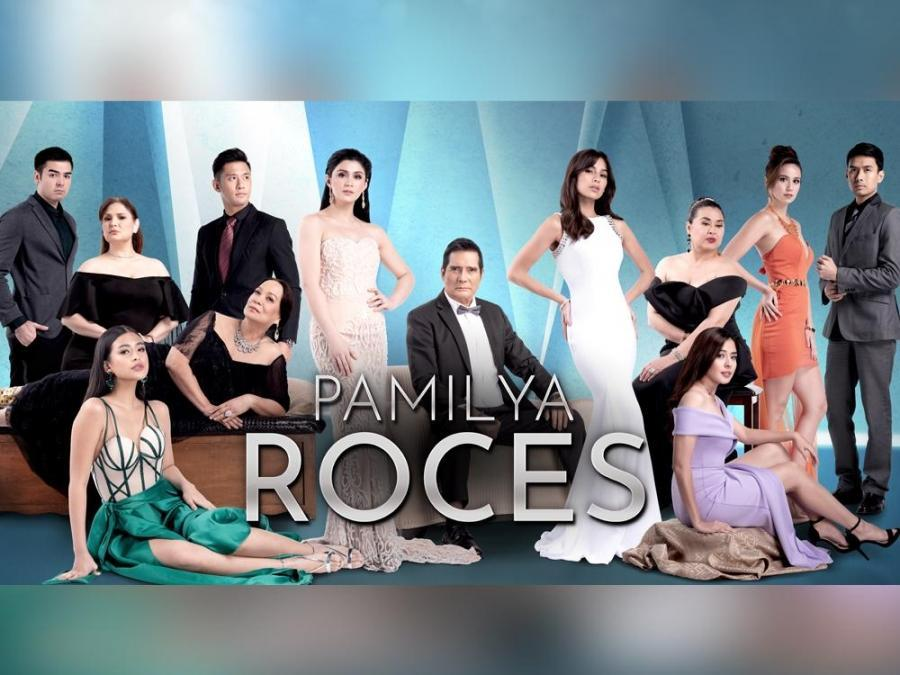 Pamilya Roces' makes 'nakakalokang' debut on GMA Telebabad   Pamilya
