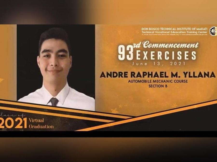 Aiko Melendez, idinetalye ang hirap para makapagtapos ng pag-aaral ang anak  na si Andre   GMA Entertainment