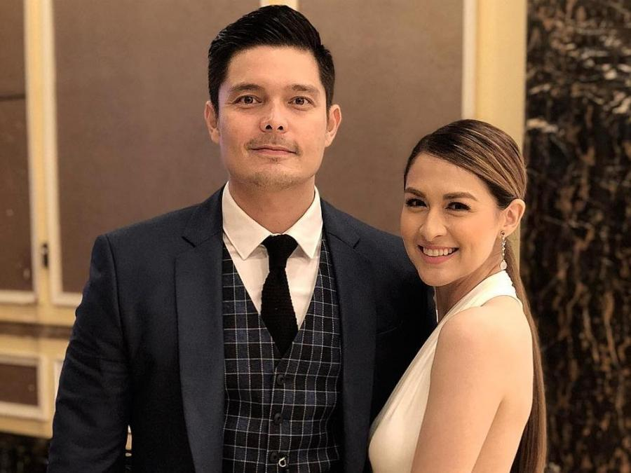 Who is Dingdong Dantes calling 'beautiful white trophy ...