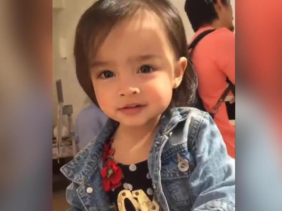 watch downright adorable videos of baby zia speaking