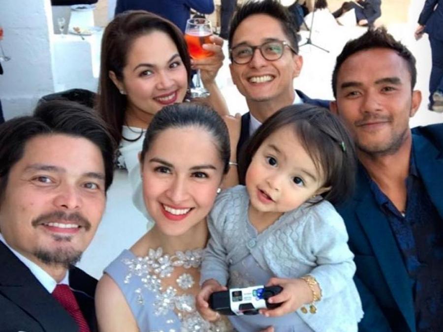 Baby Shower For Judy Ann Santos ~ Watch judy ann santos gets a dose of cuteness overload