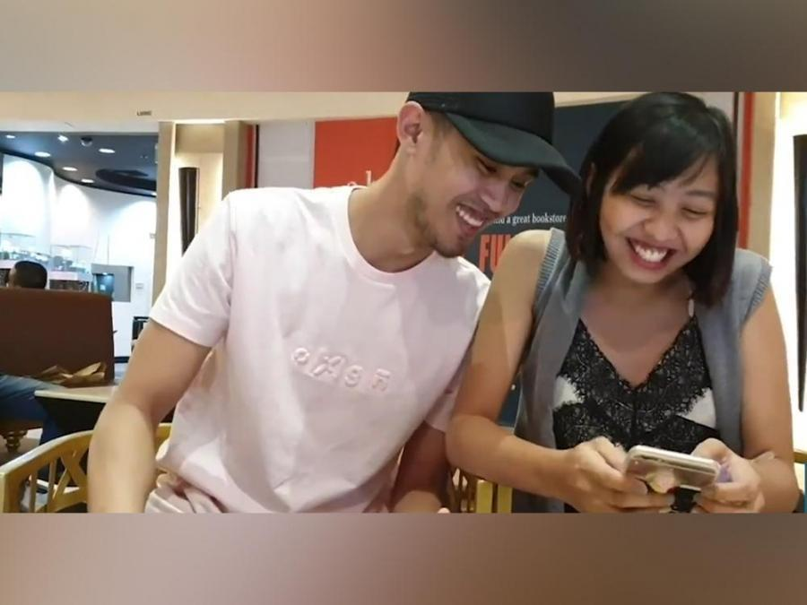 asian girl dating black guy