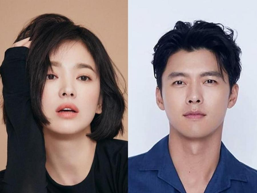 Song Hye-kyo and Hyun Bin's agencies deny the two are ...