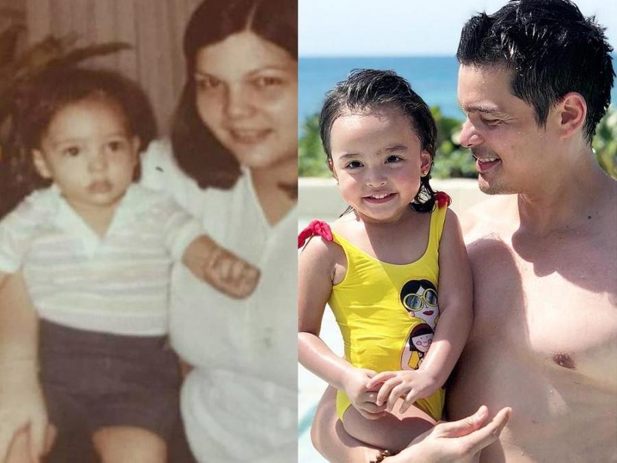 MUST-SEE: Baby Zia is Dingdong Dantes's carbon copy in ...