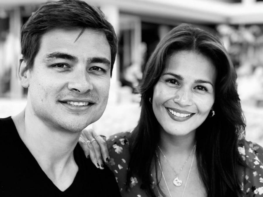 bd1cc736 Former Encantadia star Iza Calzado posted on Instagram a heartfelt message  for her soon-to-be husband Ben Wintle on their 6th anniversary together.
