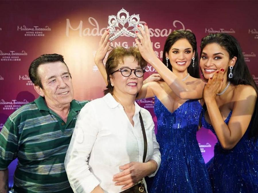 READ: Miss Universe 2015 Pia Wurtzbach dedicates wax figure