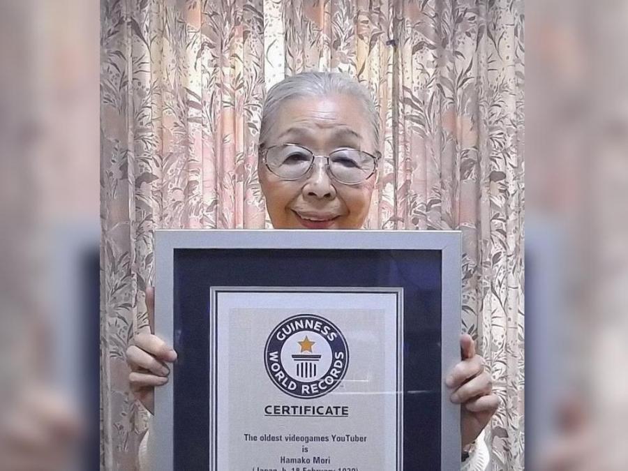 900 675 41 20200519190645 - Hamako Mori è ufficialmente la videogiocatrice più anziana al mondo