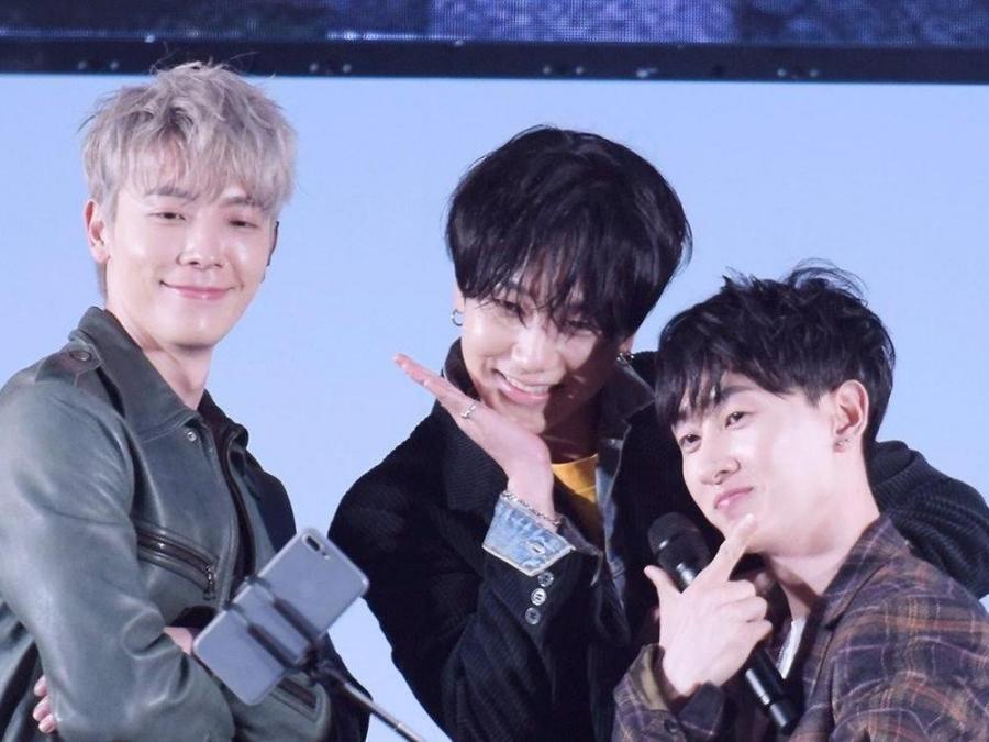 Super Junior S Yesung Wants To Make A Sub Unit With Donghae And Eunhyuk Eunhyuk ve sungmin ise başka 10 erkek stajyerin bulunduğu proje grubu olan super junior 05'e yerleştirildi ve super junior nesilin ilk erkek. yesung wants to make a sub unit