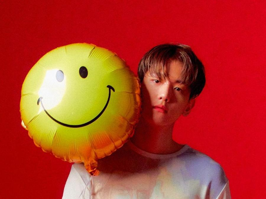 Exo S Baekhyun Completes Delight Mood Samplers With Sweet Version