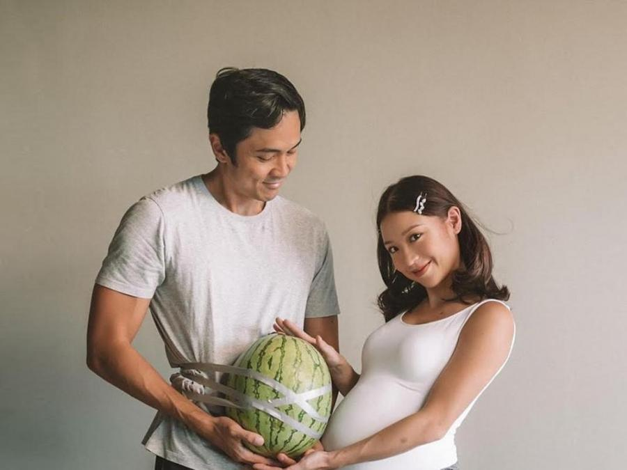 Kryz Uy reflects on her pregnancy as she marks her last trimester