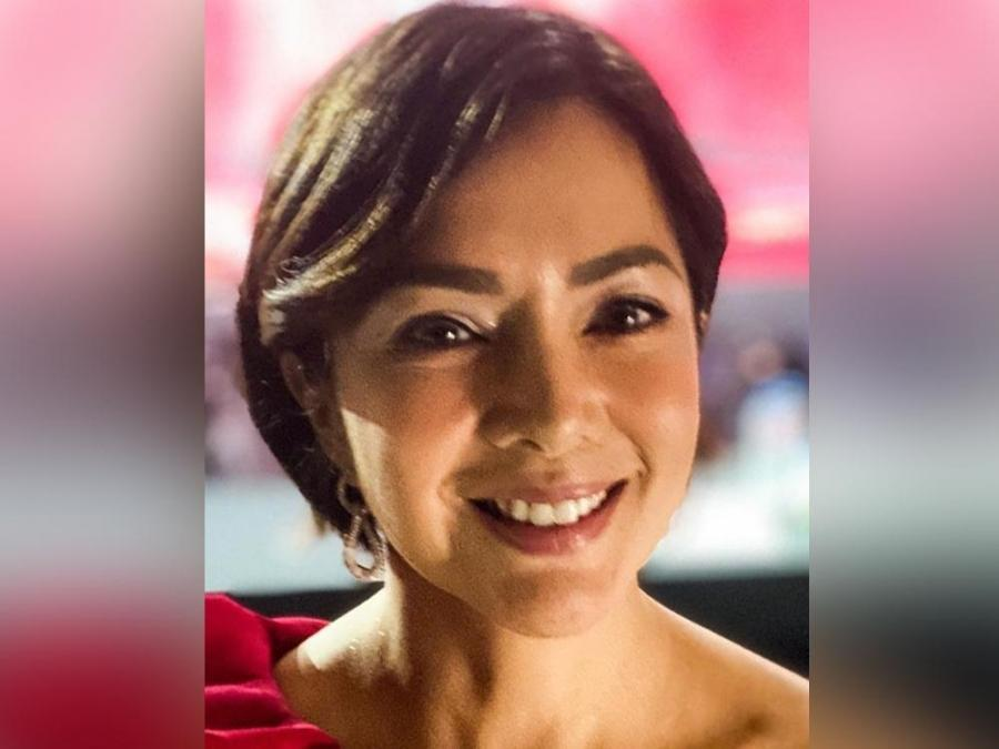 Alice Dixson shares simple dog obedience tricks