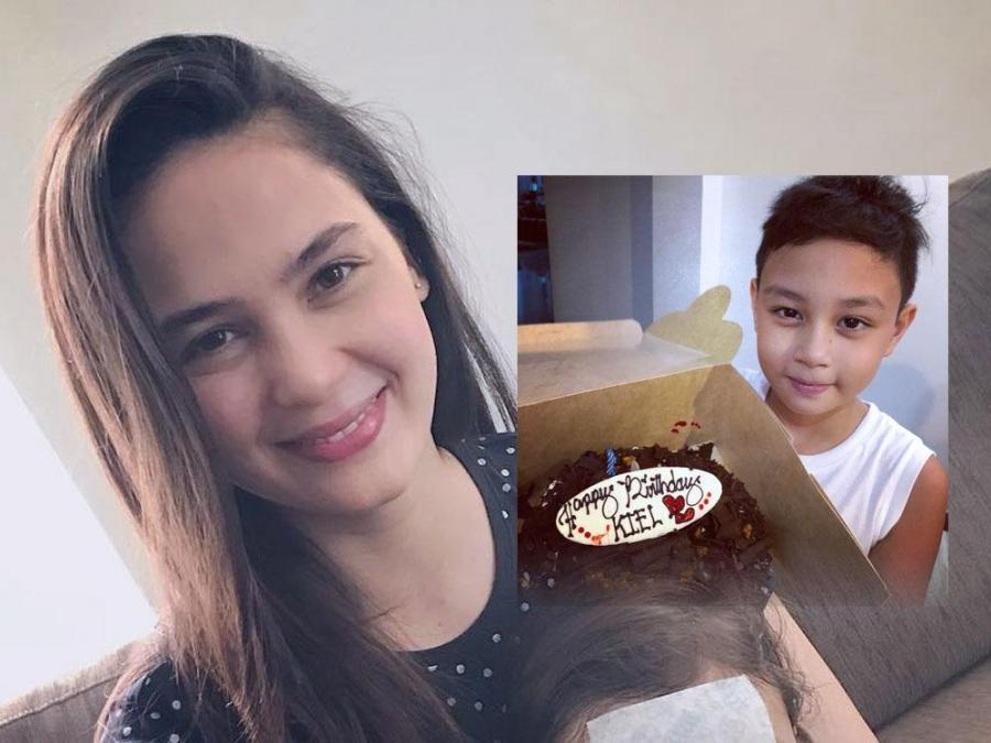 Read Kristine Hermosa And Oyo Sottos Heartwarming Message For Adopted Son Kiel On His Birthday