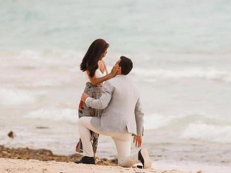 Watch Martin Spies Wedding Proposal To Rachelle Ann Go Showbiz