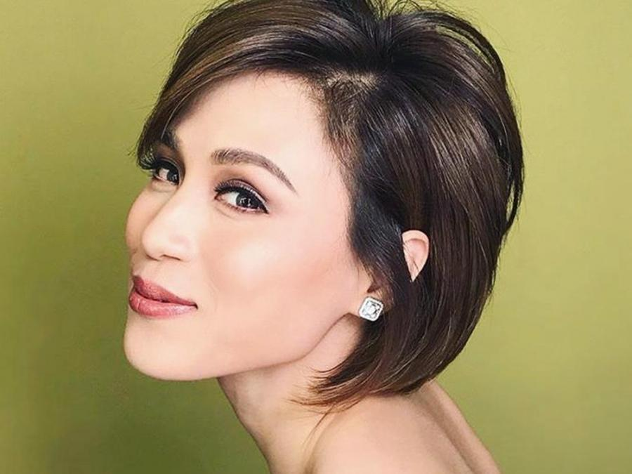 toni gonzaga hair style hairstyle toni gonzaga look react to toni 8283