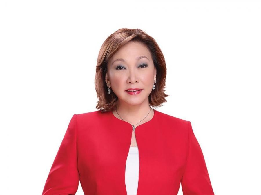 Mel Tiangco receives Distinguished Woman of Service Award from San ...