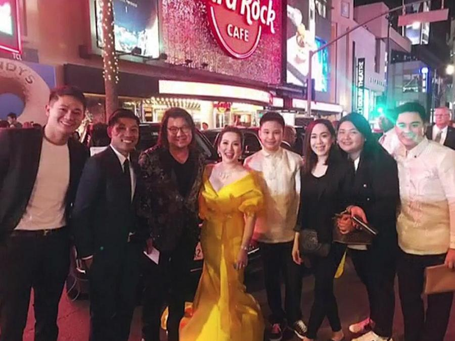 Francis Libiran reacts after Kris Aquino didn\'t pick his gown for ...