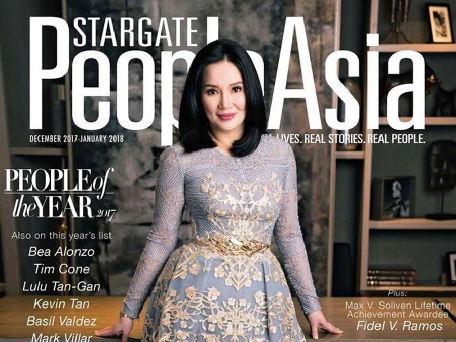 Kris Aquino, named \'Krazy Rich Asian\' in a lifestyle magazine ...