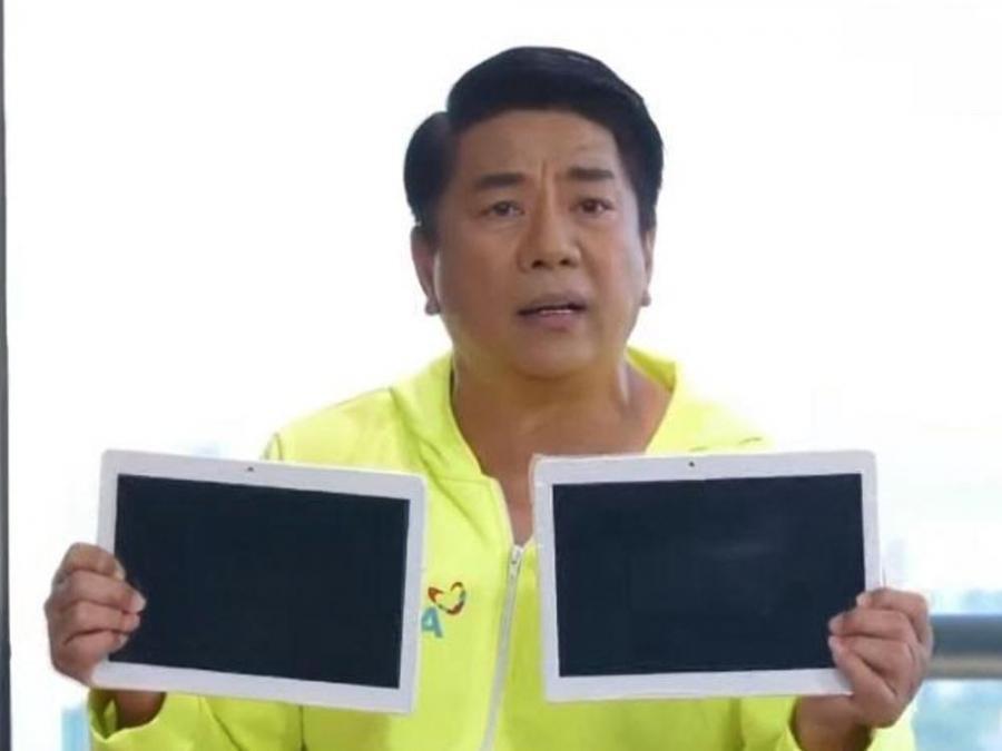 Willie Revillame, Mamimigay ng mahigit 1,000 Tablets para sa mga estudyanteng magbabalik-eskuwela