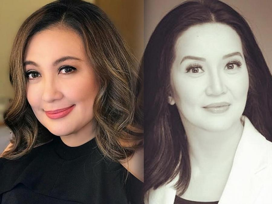 2a1619557b4f LOOK: Sharon Cuneta and Kris Aquino give each other designer gifts ...