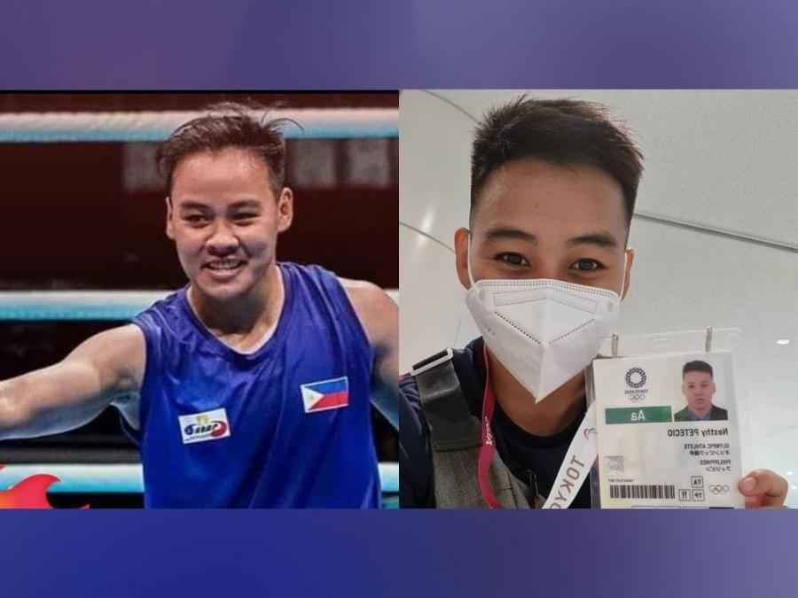 Nesthy Petecio wins silver medal in the 2020 Tokyo Olympics - GMA Network